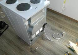 Установка, подключение электроплит город Минусинск