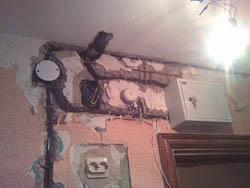 Замена электропроводки в Минусинске