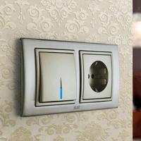 Установка выключателей в Минусинске. Монтаж, ремонт, замена выключателей, розеток Минусинск.