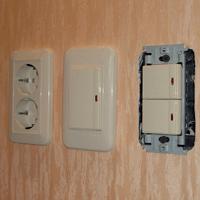Монтаж, ремонт, замена выключателей Минусинск